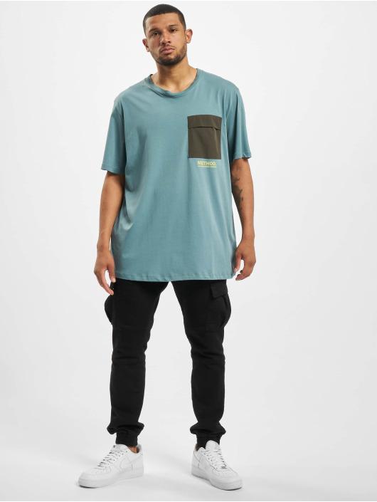 Jack & Jones t-shirt jcoAwake blauw