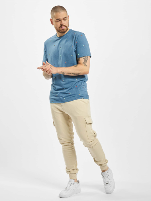 Jack & Jones t-shirt onsKrister blauw
