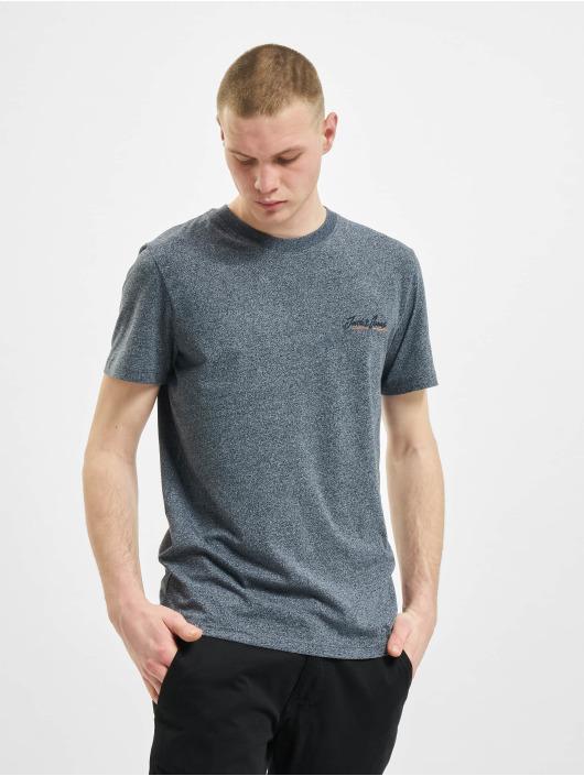 Jack & Jones t-shirt jorTons Noos blauw