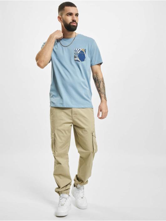 Jack & Jones t-shirt jjPock blauw