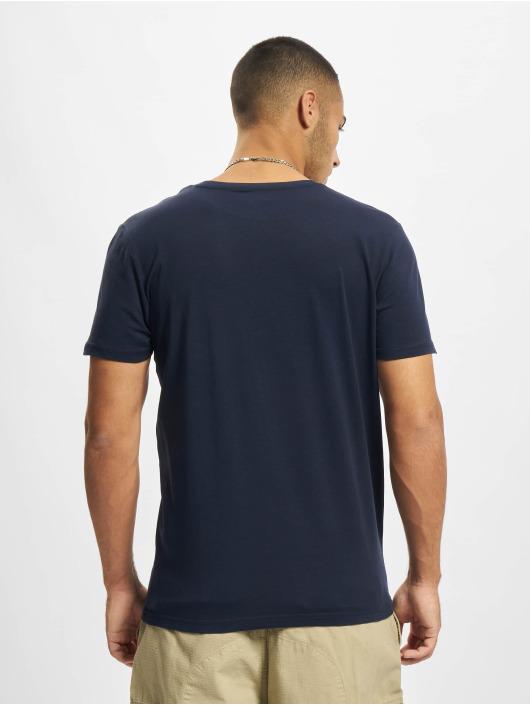 Jack & Jones t-shirt Jjsoldier blauw