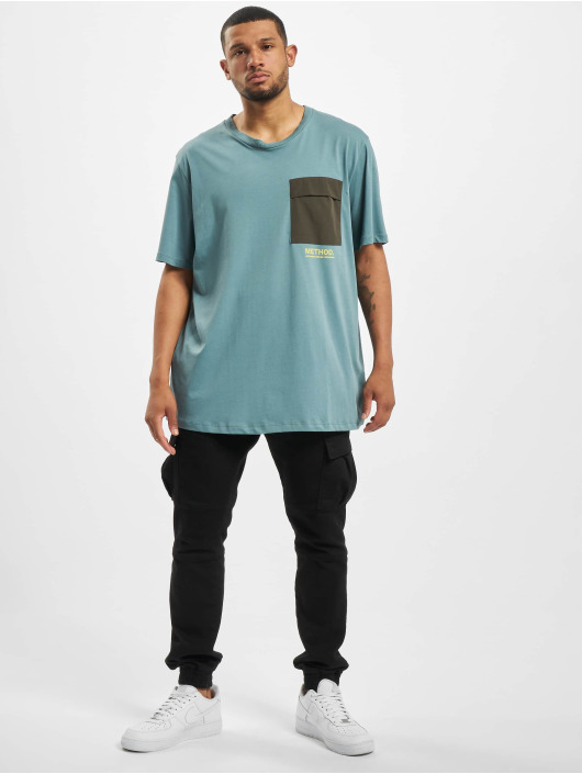 Jack & Jones T-Shirt jcoAwake bleu
