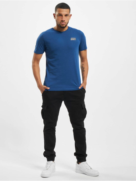 Jack & Jones T-Shirt jcoClean bleu