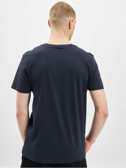 Jack & Jones T-Shirt jjPrime bleu