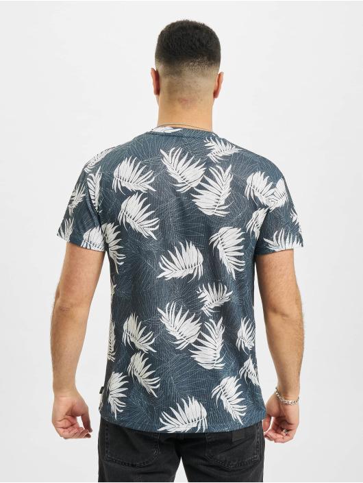 Jack & Jones T-Shirt jprBlabaker bleu