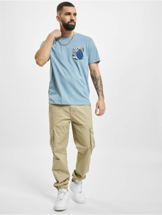 Jack & Jones T-Shirt jjPock bleu