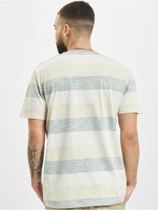 Jack & Jones T-Shirt jjStripe bleu