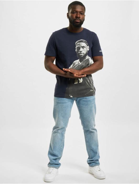 Jack & Jones T-Shirt JCO Legends Tribute bleu