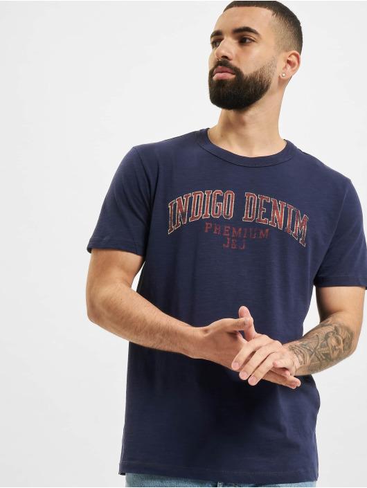 Jack & Jones T-Shirt JPR Bluedward STS bleu