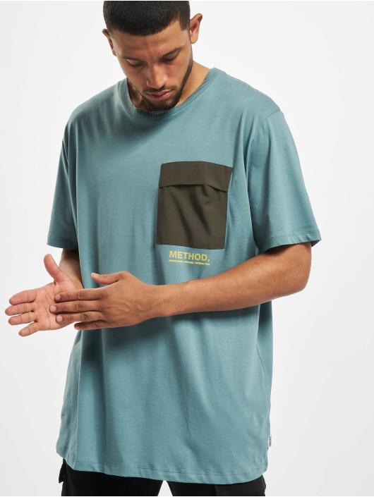 Jack & Jones T-shirt jcoAwake blu