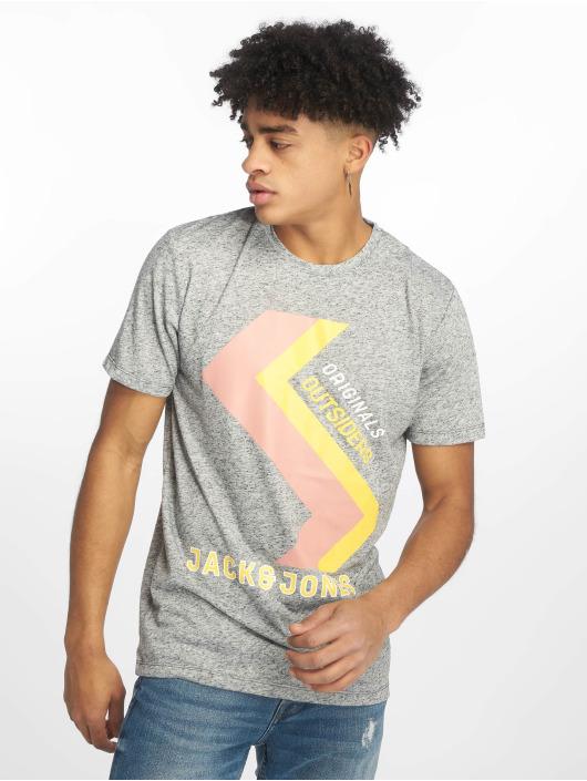 Jack & Jones T-Shirt jorRodo blue