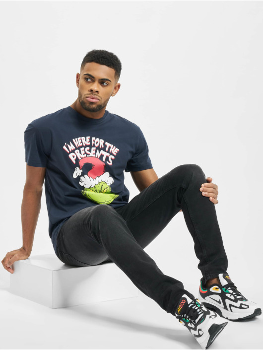 Jack & Jones T-Shirt jorGrinch blue