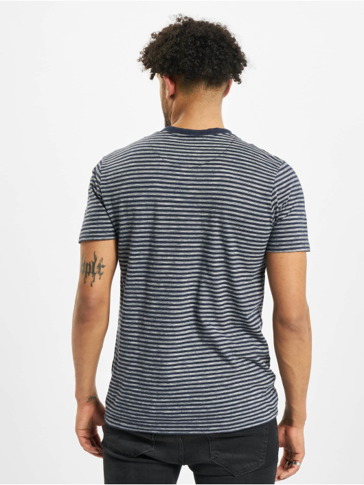 Jack & Jones T-Shirt jprOwen blue