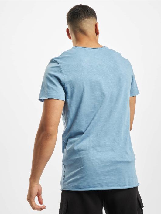 Jack & Jones T-Shirt jjeBas blue