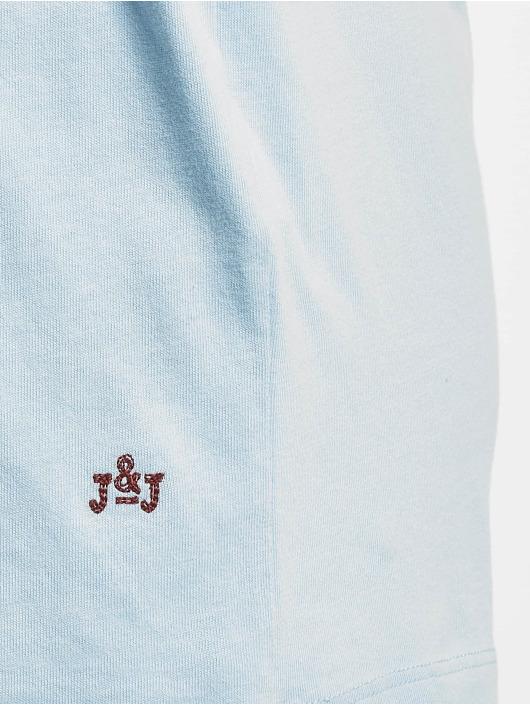 Jack & Jones T-Shirt jprRoman blue