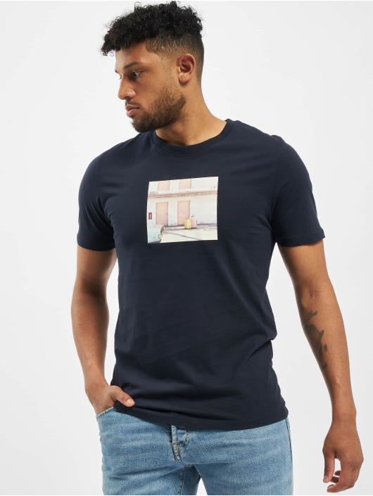 Jack & Jones T-Shirt jorDylant blue