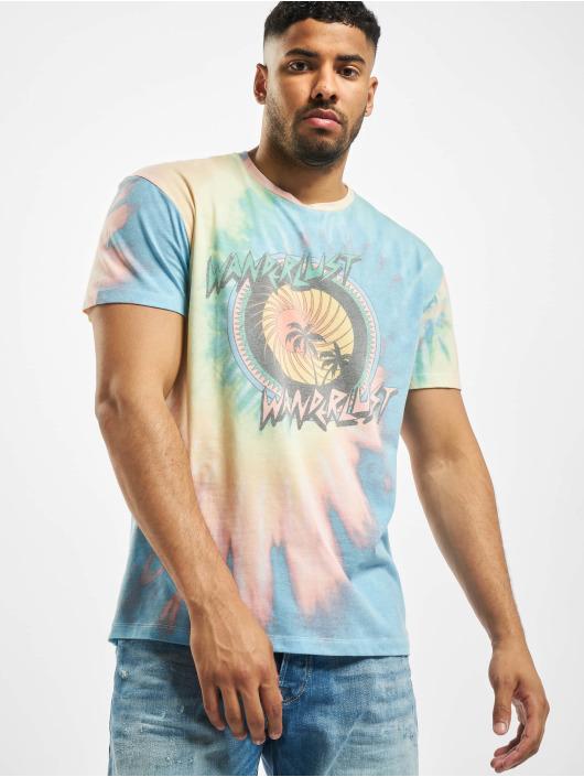 Jack & Jones T-Shirt jorWanderlust blue