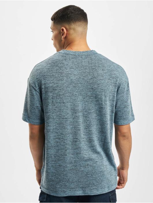 Jack & Jones T-Shirt jcoLaurids Knit blue