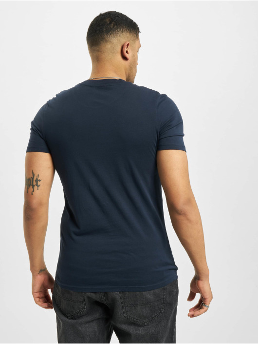 Jack & Jones T-Shirt jcoShawn Noos blue