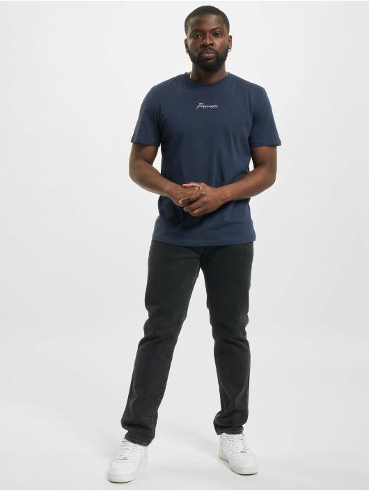 Jack & Jones T-Shirt jprBlastar blue