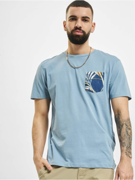 Jack & Jones T-Shirt jjPock blue