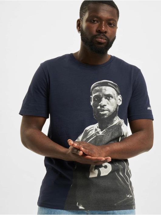 Jack & Jones T-Shirt JCO Legends Tribute blue