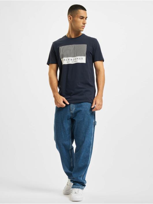 Jack & Jones T-Shirt JjStroke blue