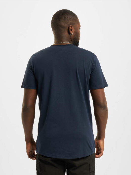 Jack & Jones T-Shirt Jjebasher O-Neck blue