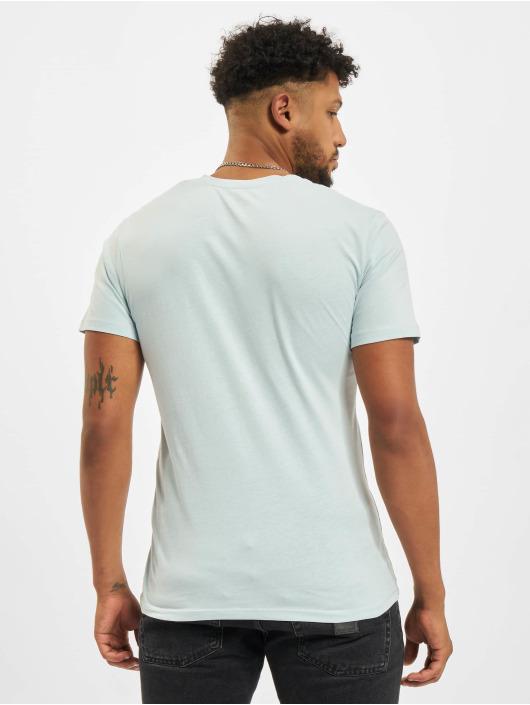 Jack & Jones T-Shirt Jjurban City Crew Neck blue