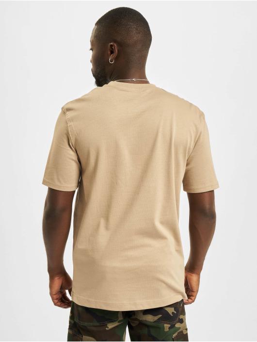 Jack & Jones T-Shirt Jjerelaxed O-Neck braun