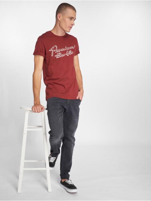 Jack & Jones T-Shirt jprDavis brown
