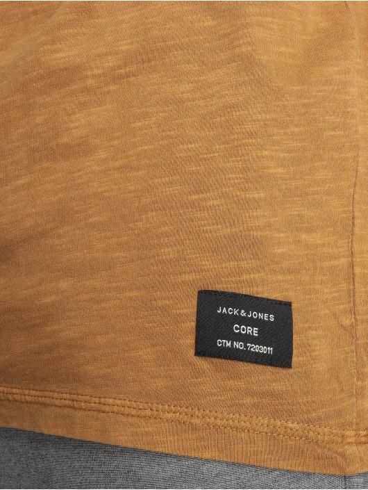Jack & Jones T-Shirt jcoJasons brown