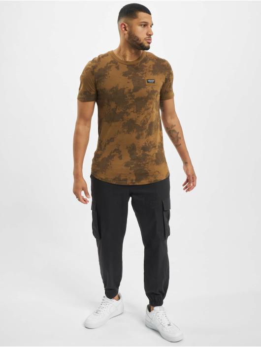 Jack & Jones T-Shirt jcoLandon brown