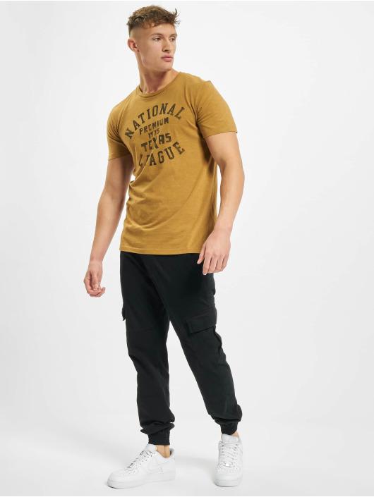 Jack & Jones T-Shirt jprBlubryan brun