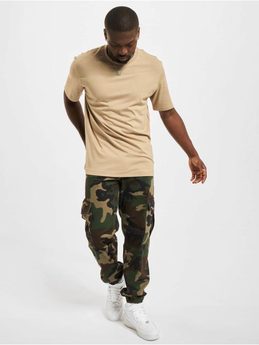 Jack & Jones T-Shirt Jjerelaxed O-Neck brun