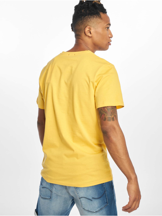 Jack & Jones t-shirt jorHotel geel