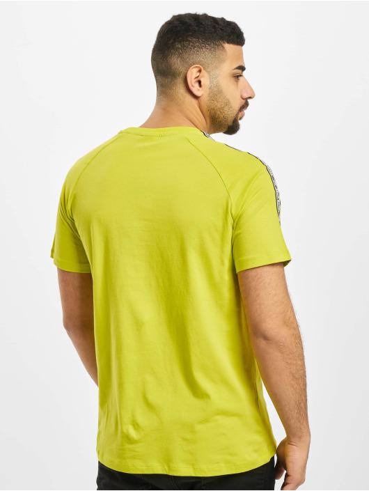 Jack & Jones T-Shirt jcoGunner gelb