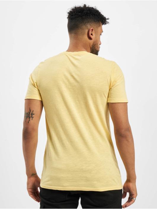 Jack & Jones T-Shirt jorKallo gelb