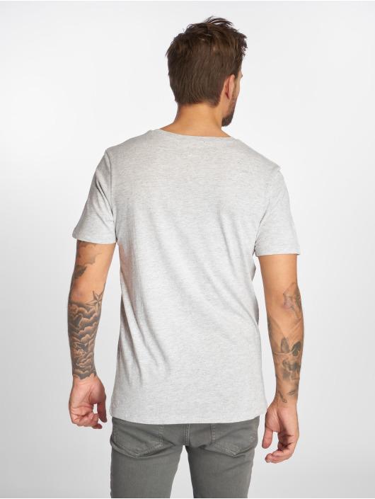 Jack & Jones T-Shirt Jorhaltsmall grau