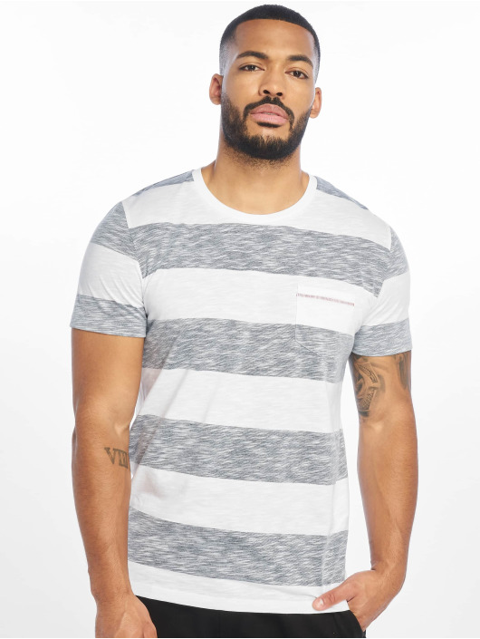 Jack & Jones T-Shirt jcoStray grau