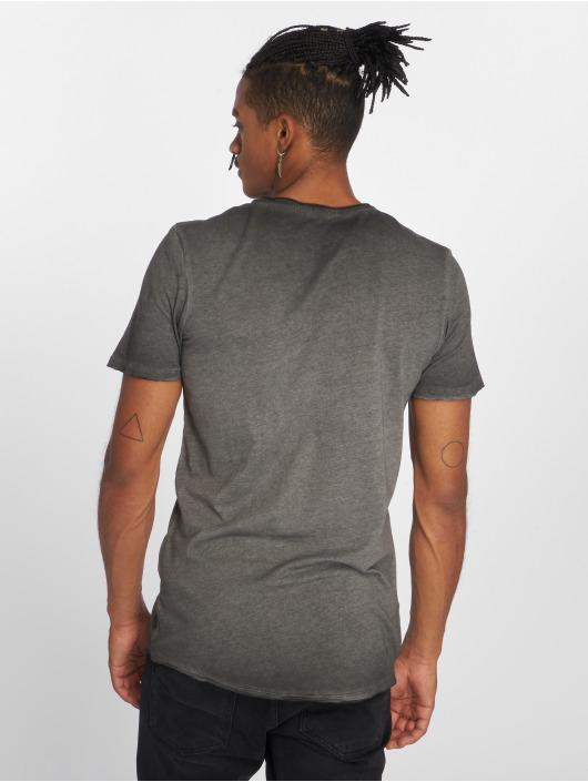 Jack & Jones T-Shirt jorJack Crew Neck grau
