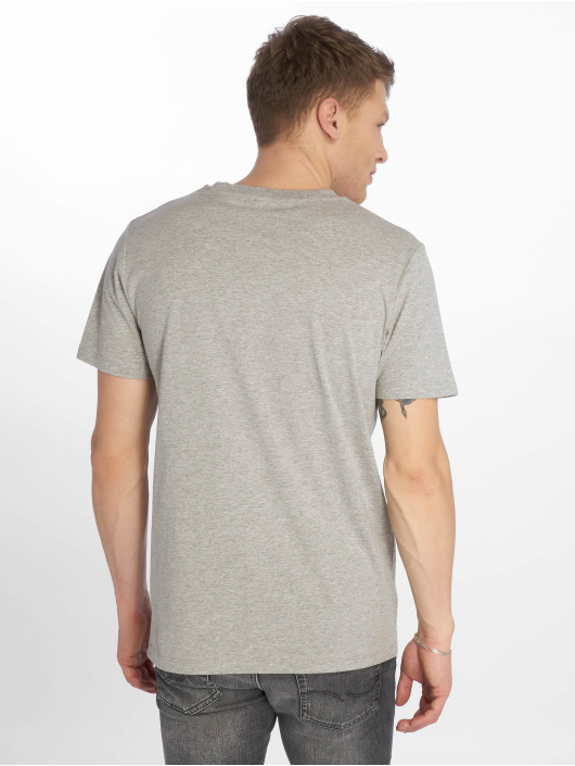 Jack & Jones T-Shirt jorMonument grau