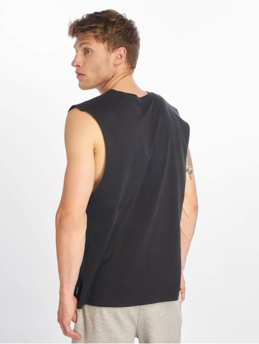 Jack & Jones T-Shirt jorNeon Muscle grau