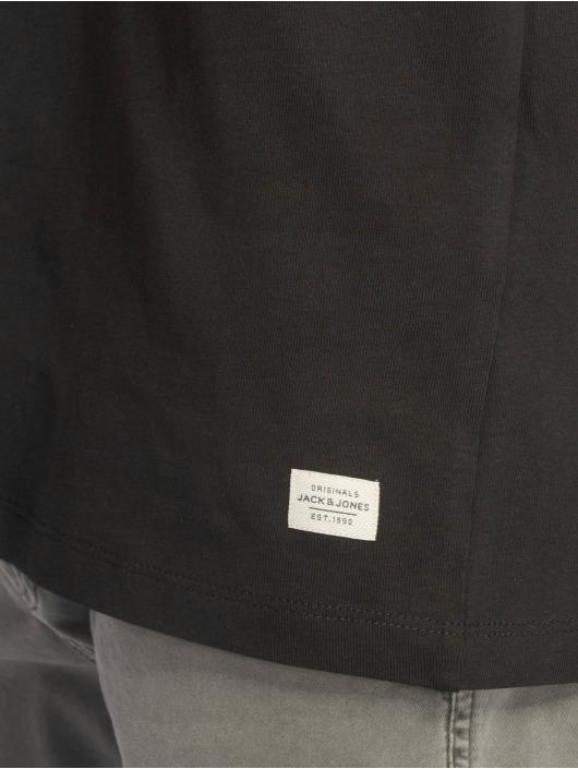 Jack & Jones T-Shirt jorSkyler grau