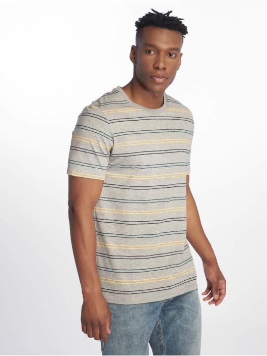 Jack & Jones T-Shirt jorKelvin grau