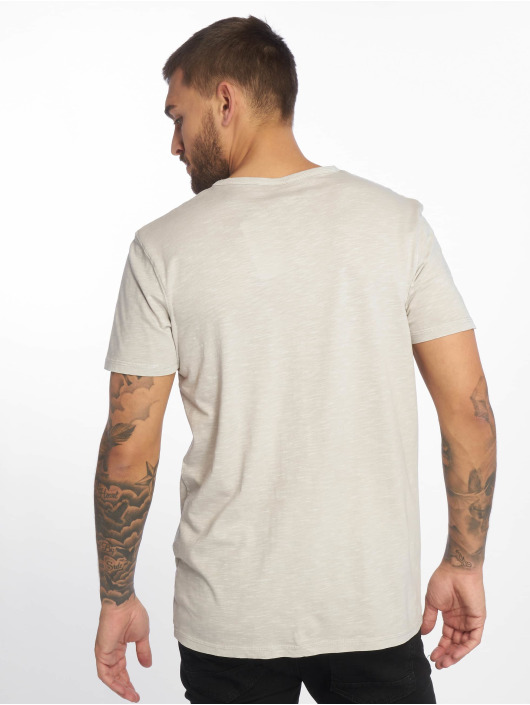 Jack & Jones T-Shirt jcoRich grau