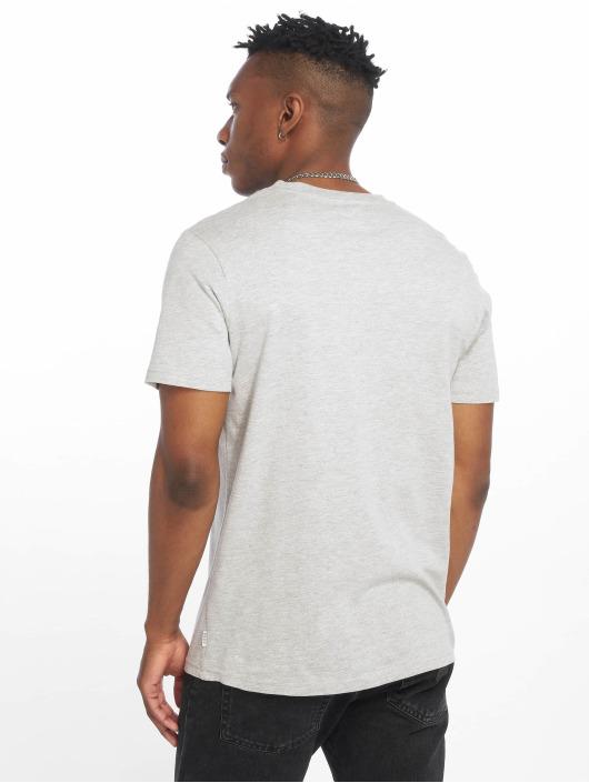 Jack & Jones T-Shirt jcoViking grau