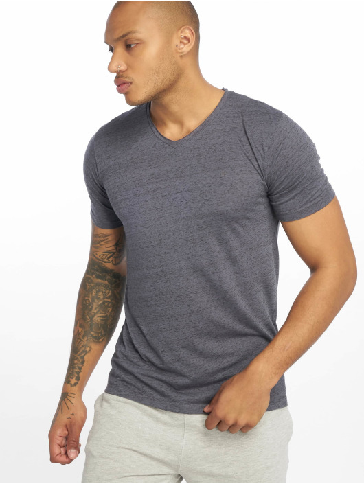 Jack & Jones T-Shirt jorMarbles grau