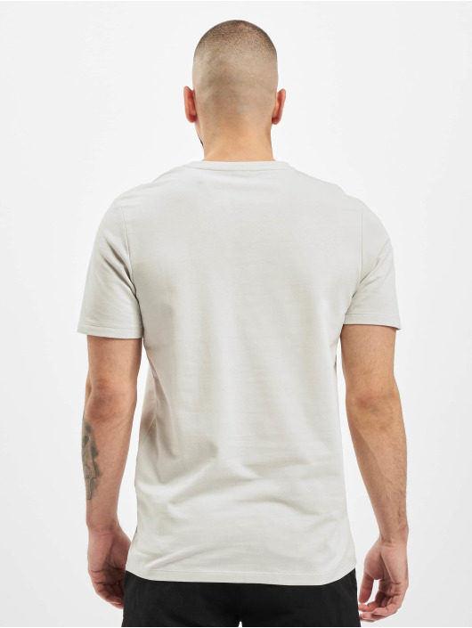 Jack & Jones T-Shirt jcOurbany Crew Neck grau