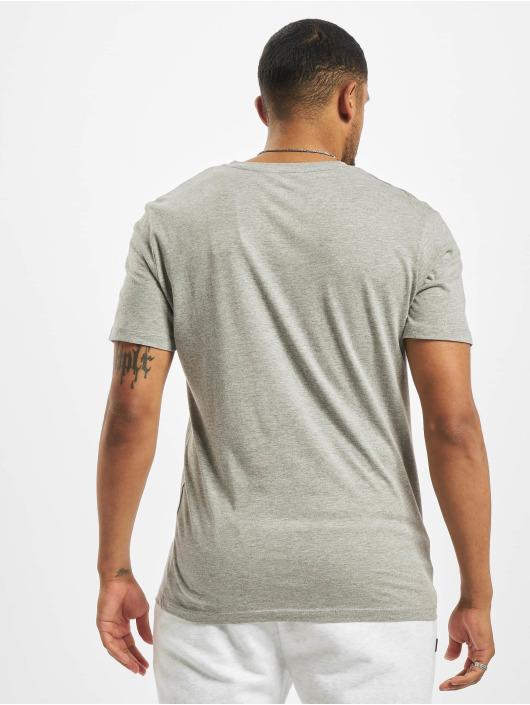 Jack & Jones T-Shirt jorCloseup Organic grau